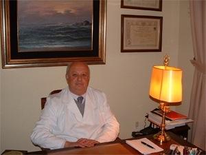Dr. Mair Abehsera Bensabat. Ex Presidente de la Sociedad Andaluza de Ginecología y Obstetricia.