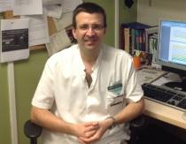 Dr. Xavier Forns. Hepatólogo del Hospital Clinic de Barcelona