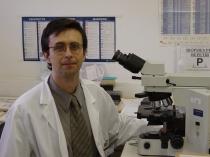 Dr. Jaume Ordi. Consultor senior del Centro de Diagnóstico Biomédico y Servicio de Anatomia Patologica del Hospital Clinic de Barcelona