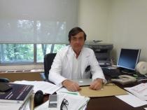Dr. Esteban López de Sa, Jefe de Sección de Cardiología del Hospital Universitario La Paz de Madrid
