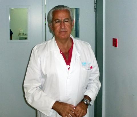 Dr. Luís Hidalgo Togores Jefe de Sección de Urología del Hospital Universitario La Paz de Madrid