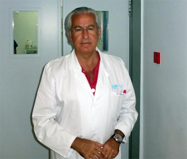 Dr lu s hidalgo togores jefe de secci n de urolog a del - Hospital universitario de la paz ...