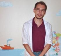 Dr. Diego Plaza, especialista del Servicio de Hemato-Oncología Pediátrica del Hospital Universitario La Paz de Madrid