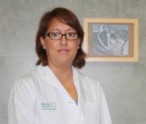 Dra. Cristina Quero Blanco, especialista en Oncología Médica y miembro de la unidad de tumores urológicos y linfomas de Xanit Hospital Internacional