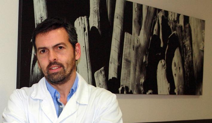 Dr. Gustavo de Luiz, Jefe de Servicio de Neumología de Xanit Hospital Internacional de Benalmádena