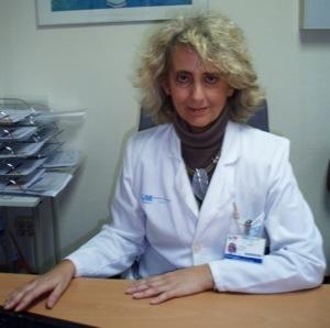 Dra. Cristina Álavres. Médico del servicio de endocrinología del Hospital Universitario La Paz de Madrid
