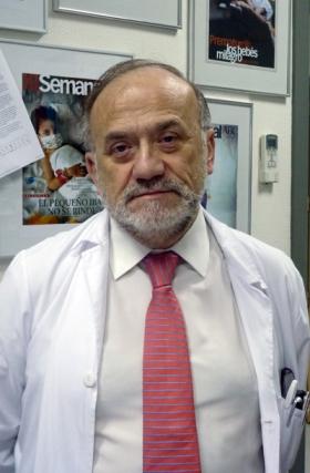 Dr. Mariano Casado Jimenez, jefe de Servicio de Dermatología del Hospital La Paz