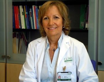 Dra. Blanca Farrús Lacaya. Consultor Sènior, Servicio Oncología RT. Hospital Clínic de Barcelona