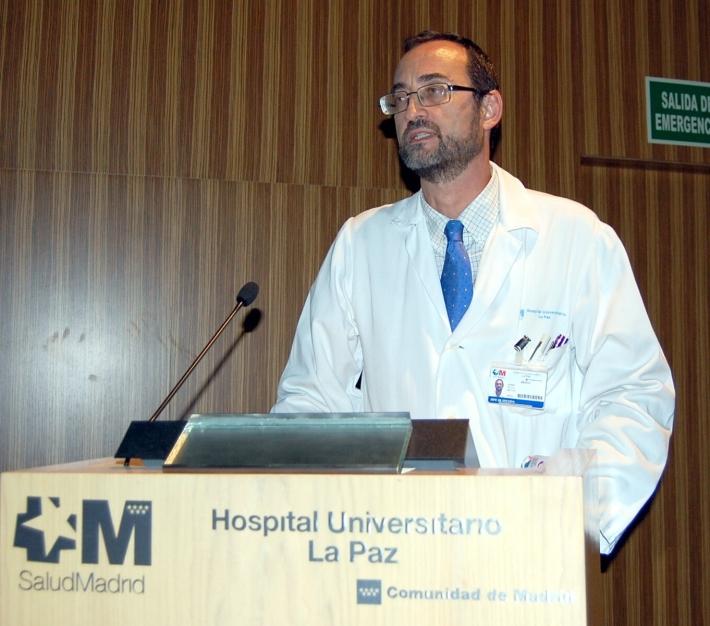 Dr. Jaime Feliu, jefe de Servicio de Oncología del Hospital Universitario La Paz de Madrid