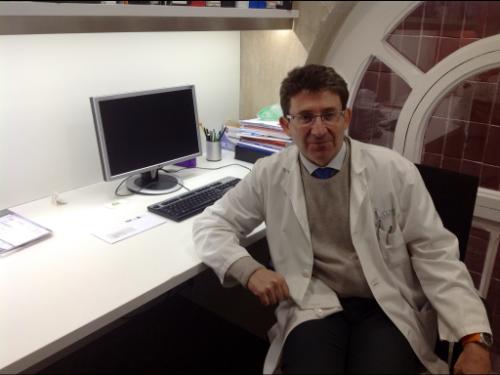 Dr. Josep Malvehy. Unidad de Dermatología del Hospital Clinic de Barcelona