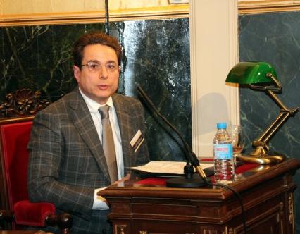 Dr. Miguel Martín, vicepresidente de SEOM, presidente de GEICAM y jefe de Servicio de Oncología Médica del Hospital Universitario Gregorio Marañón de Madrid