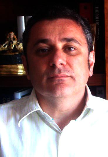 Dr. Sergio Luna Ordóñez, especialista en ginecología oncológica del Hospital Carlos Haya de Málaga
