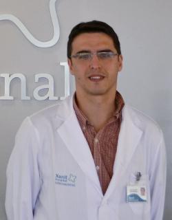 Dr. Daniel González, Neurofisiólogo Clínico de Xanit Hospital Internacional