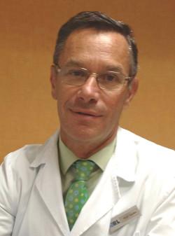 Dr. Javier Gavilán Bouzas, Jefe de Servicio de Otorrinolaringología del Hospital Universitario la Paz en Madrid